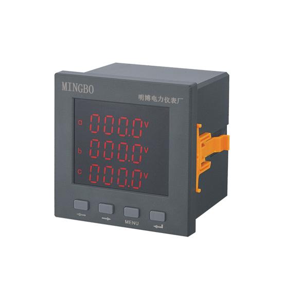 数显电力仪表系列